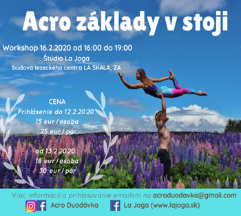 acro zaklady workshop m